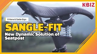 Sanggle-Fit, to automatically adjust your saddle angle while riding youtube video