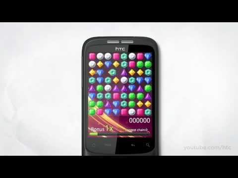 Demo Anteprima di HTC Wildfire