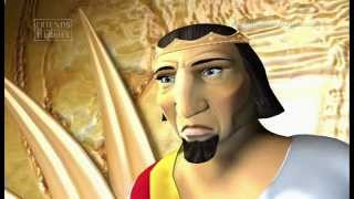 Daniel And The Lions Den - Friends And Heroes - English Animated Bible Story