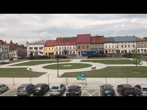 Wideo1: Bojanowski Rynek po przebudowie
