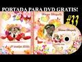 Portada dvd MATRIMONIO QUINCEAÑERA 2015 - 2 Plantillas psd