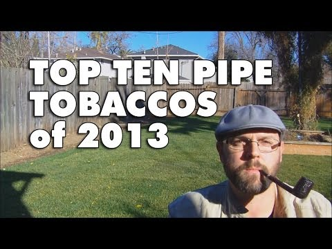Top Ten Pipe Tobaccos of 2013