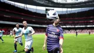 Trailer - Arsenal kit away