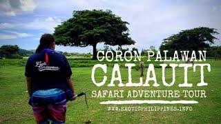 Busuanga Philippines  city photos : Calauit Safari Adventure in Busuanga Coron Palawan Philippines (GoPro Hero 2014)