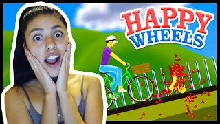WIPEOUT FAIL! - Happy Wheels