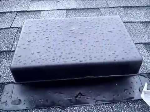 Leaking Roof Vents Repair