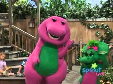 Barney & Friends Butterflies