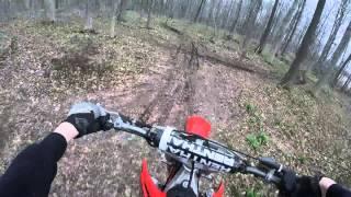 2. 2005 Honda Cr125r Trail Riding