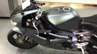 4. 2007 Triumph Daytona 675 for sale at Gooch's Power Sports only $4950