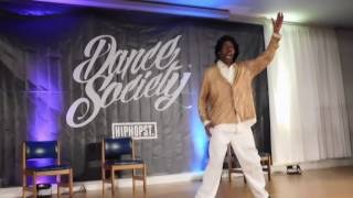 Kei & Rashaad & Jazzy J – Dance Society NYC Poppin Judge Showcase