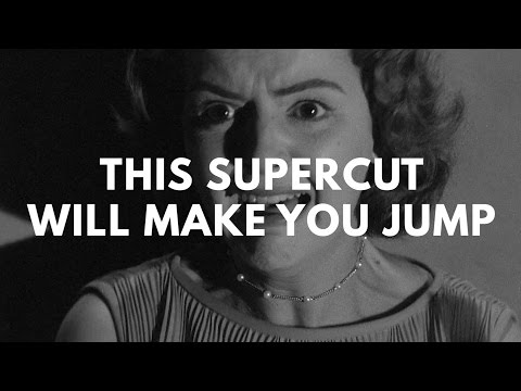 A Terrifying Supercut of Movie Jump Scares