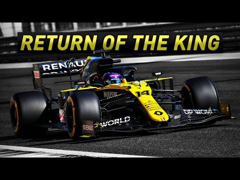 Will Alonso's F1 Return Live Up to the Hype?