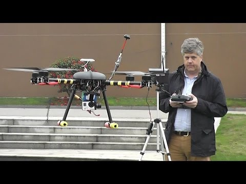 Learn How to Fly Quadcopters in 5 Minutes