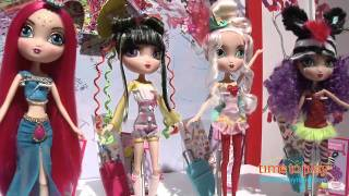 2012 Toy Fair Sneak Peek | Spin Master | Dr. Dreadful | App Toys | La Dee Da