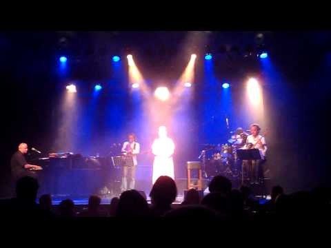 Sharon Brauner & Band im Tipi am 7.9.2012 - Kaddish