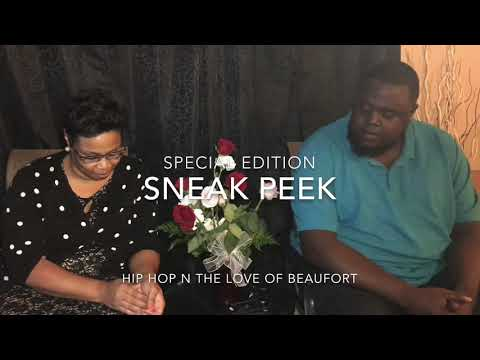 Sneak peek hip hop and the love of Beaufort special edition