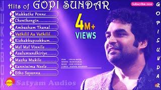 Video Top Hits of Gopi Sundar   Malayalam Film Songs MP3, 3GP, MP4, WEBM, AVI, FLV April 2018
