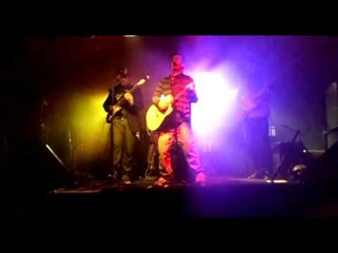 O TEMPO FAZ - Banda FRASES ao vivo em Tijucas do Sul (2012)