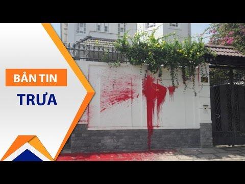 TP.HCM: 'Bom bẩn' khiến cả phố sống trong sợ hãi | VTC - Thời lượng: 74 giây.