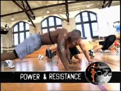 Insanity Workout The Committed III