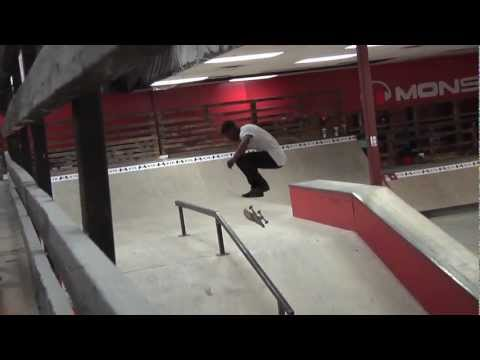 Jett Eaton, Dashawn Jordan, Tim Bell & Aaron Goure at KTR