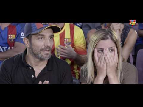 Ticketing FC Barcelona - Alabès 2016/2017 [CAT]