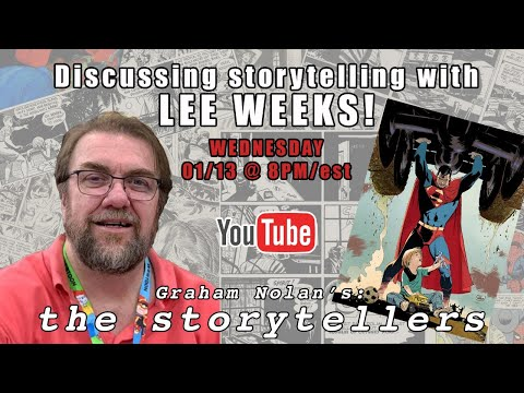 THE STORYTELLERS: Episode 10- LEE WEEKS