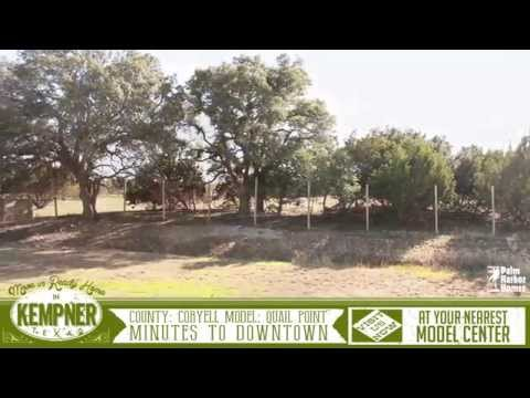 Top Move in Ready virtual tour home video for sale in Kempner, Texas on land