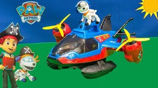 We love Nickelodeon Paw Patrol! Please Subscribe Here http://www.youtube.com/user/TheEngineeringFamily?sub_confirmation=1Check out our second channel - https://www.youtube.com/channel/UCPC55dCdzIjNJd421LbK3uwIn this Nickelodeon YouTube video toy review Mr. Engineer and the Assistant are unboxing, showcasing and reviewing the new Nickelodeon Paw Patrol Pirate Patroller! Captain Hook is very interested in checking out the pirate patroller! What kind of trouble will he cause?Check out some of these other fun TheEngineeringFamily Treasure HuntsDISNEY SURPRISE TREASURE Secret Surprise Treasure with the Assistant a Disney World Video Surprise   https://youtu.be/a3c5pAJ-o-kPJ MASKS Disney Search For PJ Masks with Blaze and Paw Patrol Video  Adventure   https://youtu.be/4mV2sNE14PgAssistant Slip N Slide Bounce House Carnival Challenge Surprise Toys Video  https://youtu.be/HKE2lCvb6fMASSISTANT TREASURE HUNT Paw Patrol Look Out Hunt + toysZootopia + Lion Guard Toys Surprise Video  https://youtu.be/ECgPK35Gw3wOr these Playlists!  Funny Kids Videos     https://www.youtube.com/playlist?list=PLoLQ9unpi4OHXhaMeWT2y6P27pbuzKbckFeaturing the Assistant   https://www.youtube.com/playlist?list=PLoLQ9unpi4OGfgjxJsWnO878aLXo2TgXHAbout The Engineering FamilyWe are The Engineering Family, a family of educators working to show you how to make learning fun and engaging through toy unboxings, toy reviews, and original series designed to insight imaginative play within your family. With Mr. Engineer as an experienced engineer with a love of exploring new things, Mrs. Engineer an award winning teacher with a math and counseling focus, and their daughter The Assistant you can think of The Engineering channel as your imagination station. You can think of The Engineering Family channel as a Funbrain meets YouTube. This family is taking some of the coolest toys like Paw Patrol, Shimmer and Shine, Scooby Doo, PJ Masks, Doc Mcstuffins, and plenty of fun Real Life live action videos that help teach children valuable STEM content. As always... TheEngineeringFamily only features 100% suitable family fun entertainment.