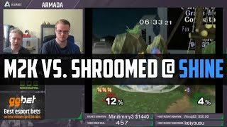 Armada's Thoughts on Mew2King vs Shroomed (gentleman's agreement discussion)