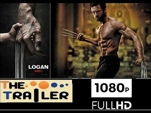 Logan Official Trailer#1 2017 Hugh Jackman Movie