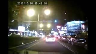 МЕГА подборка [Мудаки на дороге] 2012