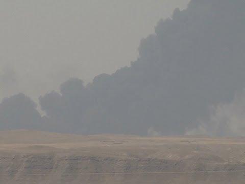 Iraqioil - Islamic State militants blew up three oil installations in northern Iraq early Thursday, according to Iraqi Kurdish forces, known as Peshmerga. (Aug. 28) Sub...