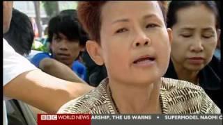 Bangkok 20-05-2010 BBC World News