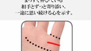 手相で小指の下にある線とは?小指の下は興味深いエリア!