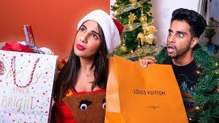 Rich Christmas Vs. Broke Christmas
