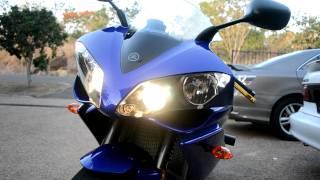 10. 2008 Yamaha R1 - Cold Start up