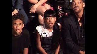 WATCH: Will Smith And Family React To Miley Cyrus At MTV Music Awards 2013