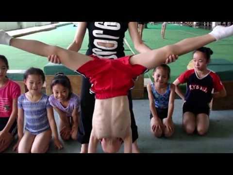 العرب اليوم - كيفية تدريب الأطفال في الصين للأولمبياد