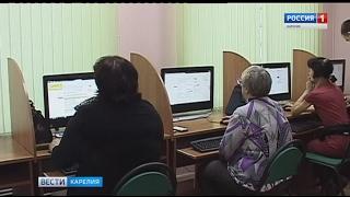 Обучение пенсионеров компьютерной грамотности продолжается