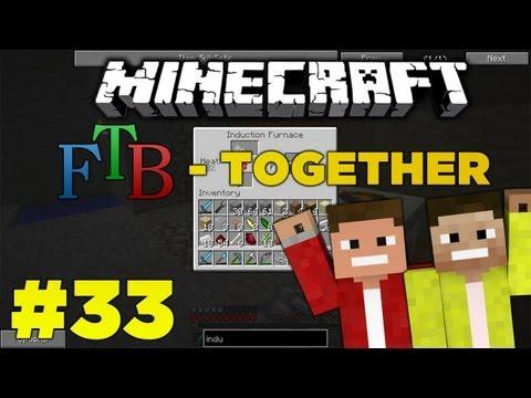 Minecraft - FTB Together #33 | Fick dich CREEPER! -.-  || [Fr3akzLP] [Feed the Beast] [HD+] (видео)