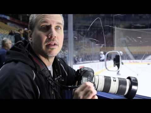 MasterGlass 28: How to shoot a hockey game