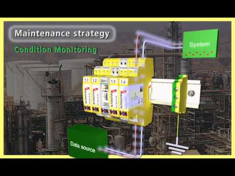 DEHN - Maintenance strategy with BLITZDUCTOR XT