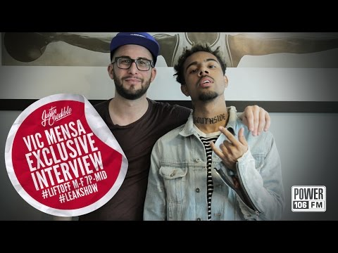 @VicMensa Talks Signing To @S_C_, Working With @Kanye West & MORE!!!