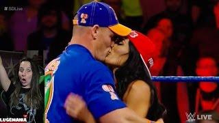 Nonton Wwe Smackdown 2 28 17 Nikki Bella Defends Her Man John Cenamp4 Film Subtitle Indonesia Streaming Movie Download