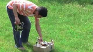 Make Your Own Drone - My DIY Quadcopter Flight Test