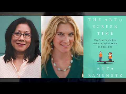 The Art of Screen Time Q&A with Mimi Ito and Anya Kamenetz