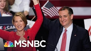 Ted Cruz Tries To Change Trajectory Of The Race | Rachel Maddow | MSNBC