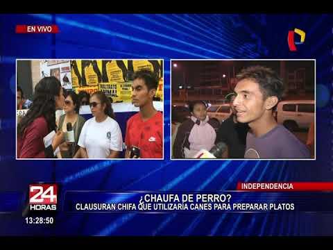Perú: Hallan camioneta con perros muertos en Chifa (VIDEO)