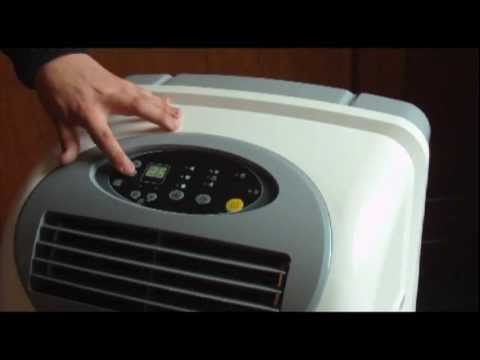 Polar Wind Air Conditioning Unit - How To Install